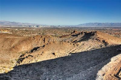 Henderson Residential Lots & Land Under Contract - No Show: 1550 Viewpoint Ridge Avenue