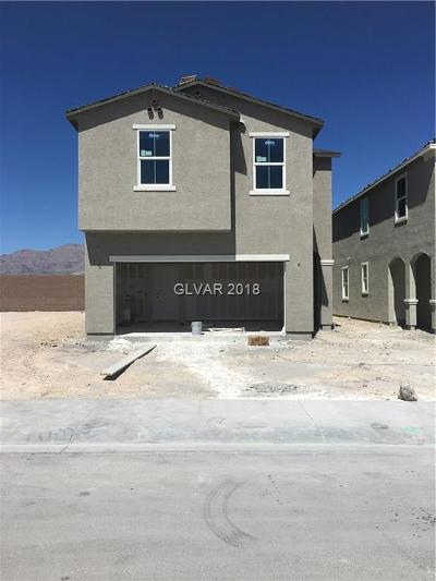 North Las Vegas Single Family Home Under Contract - No Show: 1244 Carved Terrace Avenue