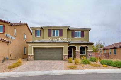 North Las Vegas Single Family Home For Sale: 2410 Endearing Court