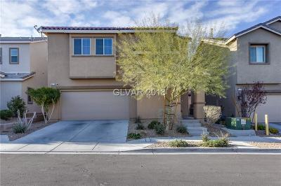 Las Vegas NV Single Family Home For Sale: $353,000