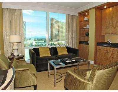 Trump Intl Hotel & Tower-, Trump Intl Hotel & Tower- Las High Rise For Sale: 2000 Fashion Show Drive #2105