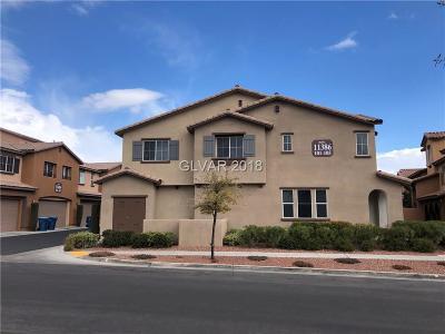 Las Vegas Condo/Townhouse For Sale: 11386 Belmont Lake Drive #103