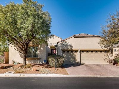 Las Vegas Single Family Home Contingent Offer: 8125 Hopscotch Street