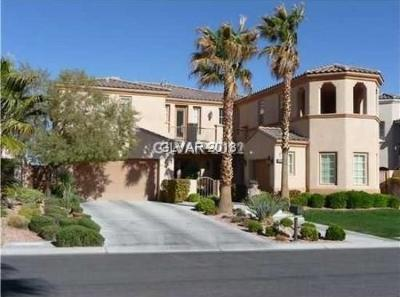 Red Rock, Red Rock Cntry Club At Summerl Rental For Rent: 2820 Peaceful Grove Street