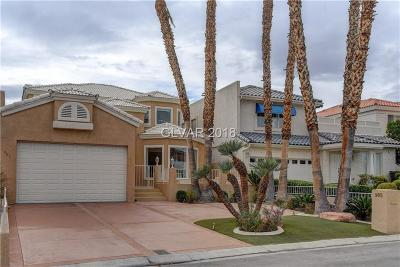Single Family Home For Sale: 905 Vegas Valley Drive
