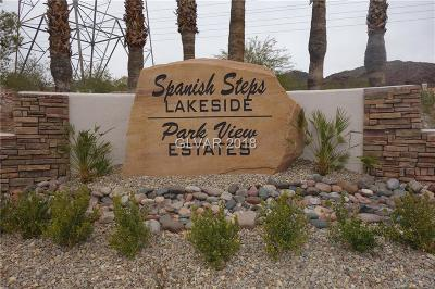 Boulder City Condo/Townhouse For Sale: 247 Big Horn Drive #B