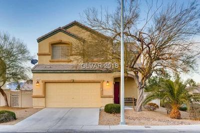 North Las Vegas Single Family Home Contingent Offer: 1812 Slow Breeze Avenue