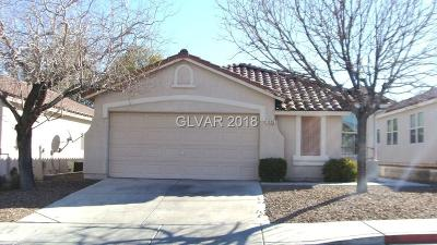Single Family Home Contingent Offer: 1126 Cathedral Ridge Street