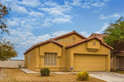 North Las Vegas NV Single Family Home Contingent Offer: $215,000