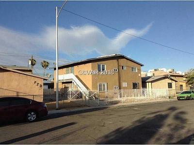 Las Vegas Multi Family Home Under Contract - No Show: 484 Albert Avenue