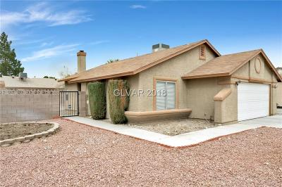 Las Vegas NV Single Family Home Contingent Offer: $228,900