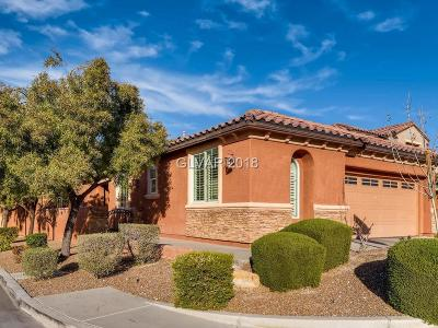 Las Vegas Single Family Home For Sale: 11232 Vine Creek Place