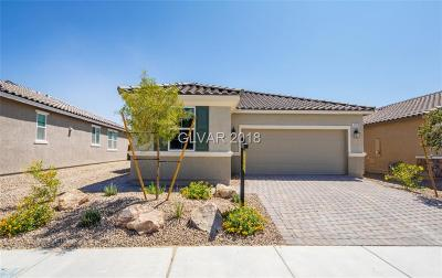 North Las Vegas Single Family Home For Sale: 7140 Piute Mesa Street