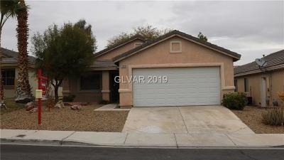 Las Vegas Single Family Home For Sale: 7924 Odysseus Avenue