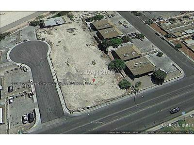 North Las Vegas Residential Lots & Land For Sale: 2301 Seco Adobe Circle