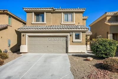 Las Vegas Single Family Home For Sale: 470 Center Green Drive