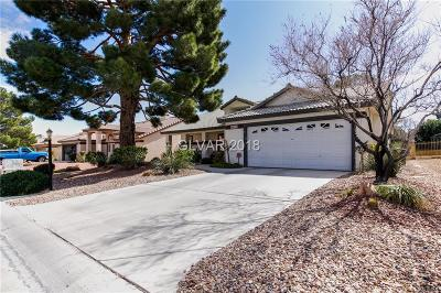Las Vegas Single Family Home Contingent Offer: 5609 Ocean Pines Circle
