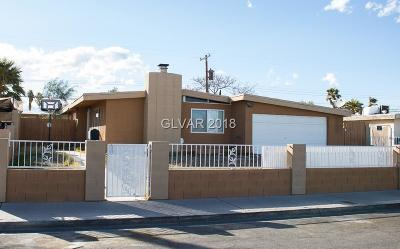 Las Vegas Single Family Home Contingent Offer: 341 South Mallard Street
