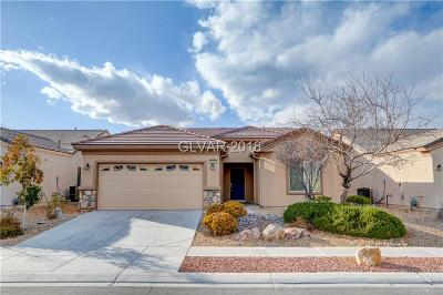 North Las Vegas Single Family Home Contingent Offer: 7425 Widewing Drive