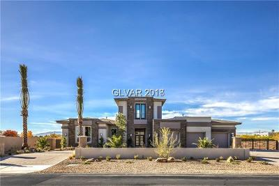 Las Vegas NV Single Family Home For Sale: $1,449,990
