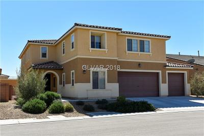 North Las Vegas Single Family Home For Sale: 6616 Salt Basin Street