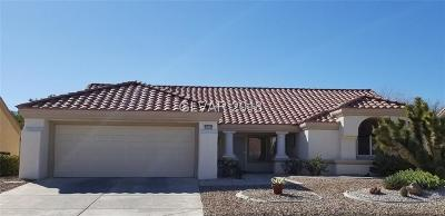 Single Family Home Contingent Offer: 2505 Desert Sands Drive