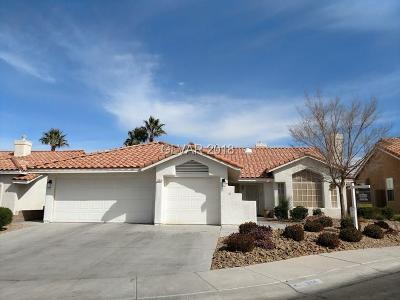 Single Family Home Contingent Offer: 3104 Siena Circle