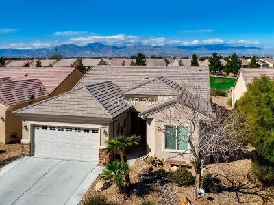 North Las Vegas Single Family Home For Sale: 7829 Homing Pigeon Street