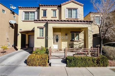 Las Vegas NV Single Family Home Contingent Offer: $235,000