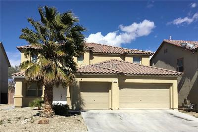 North Las Vegas Single Family Home For Sale: 924 Cypress Gold Court