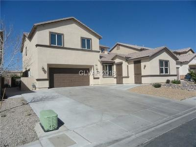 North Las Vegas Single Family Home For Sale: 6219 Sun Seed Court
