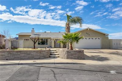 Henderson NV Single Family Home For Sale: $295,000