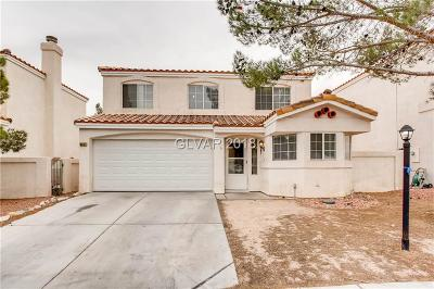 Single Family Home Contingent Offer: 8931 Green Jade Drive