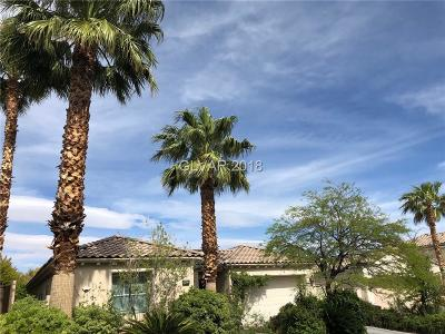 Red Rock Cntry Club At Summerl Single Family Home For Sale: 3298 Mission Creek Court