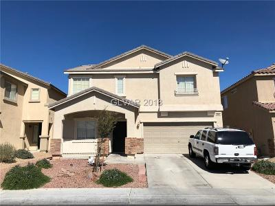 North Las Vegas NV Single Family Home For Sale: $289,800