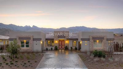 Las Vegas NV Single Family Home For Sale: $824,735