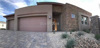 Las Vegas NV Single Family Home For Sale: $795,040