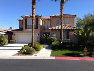 Red Rock, Red Rock Cntry Club At Summerl Rental For Rent: 2526 Peaceful Prairie Court