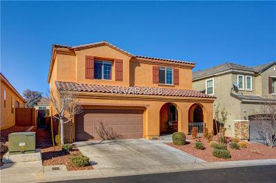North Las Vegas Single Family Home Contingent Offer: 10342 Mount Oxford Avenue