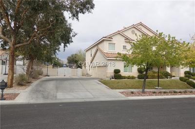 Las Vegas NV Single Family Home For Sale: $680,000