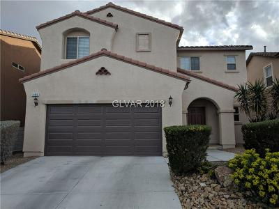 North Las Vegas NV Single Family Home For Sale: $269,999