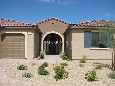 Clark County Single Family Home For Sale: 8511 Warbonnet Way