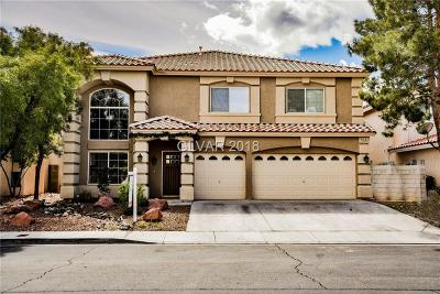 Single Family Home For Sale: 1681 Starlight Canyon Avenue