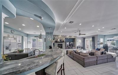 Las Vegas Single Family Home Contingent Offer: 2971 Hammerwood Drive