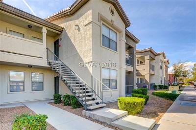 Las Vegas NV Condo/Townhouse Contingent Offer: $168,888