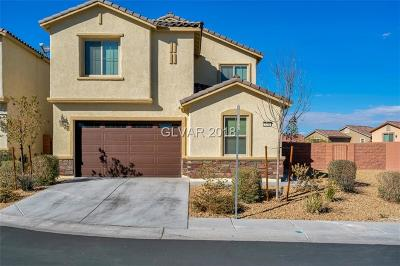 Las Vegas NV Single Family Home Contingent Offer: $369,900