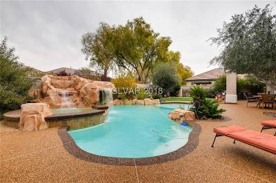 Las Vegas Single Family Home For Sale: 9424 Queen Charlotte Drive