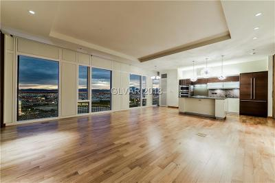Resort Condo At Luxury Buildin High Rise For Sale: 3750 Las Vegas Boulevard #3503