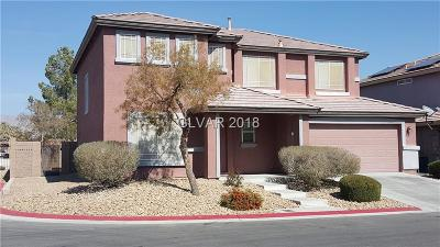 North Las Vegas NV Single Family Home Contingent Offer: $239,000