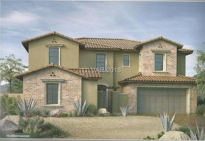 Las Vegas NV Single Family Home For Sale: $765,995